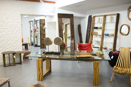 Винтажная древесина как интерьерный тренд