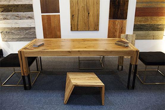 Наша продукция из винтажной древесины
