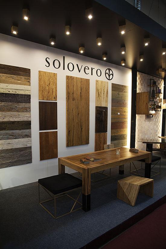 SOLOVERO на Международном мебельном форуме KIFF 2018
