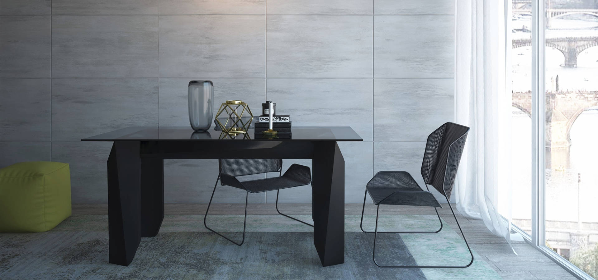 Orto dining table